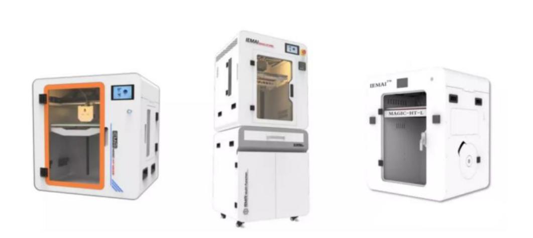 一迈智能高温PEEK 3D打印机